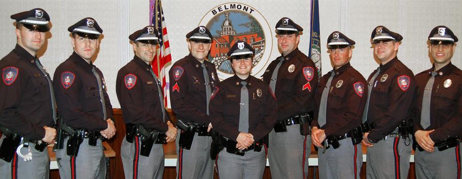 Belmont Police Department